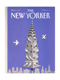 The New Yorker Cover - May 8  1989