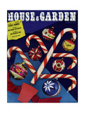 House & Garden Cover - December 1939
