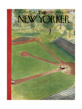 The New Yorker Cover - August 27  1949