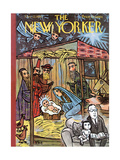 The New Yorker Cover - December 22  1962