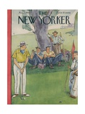 The New Yorker Cover - August 3  1946