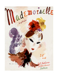 Mademoiselle Cover - September 1936