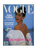 Vogue Cover - December 1989