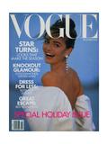 Vogue Cover - December 1989