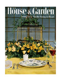 House & Garden Cover - May 1954