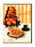Gourmet Cover - September 1945