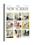 The New Yorker Cover - February 25  2008