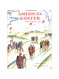 The American Golfer May 1929