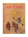 The New Yorker Cover - October 30  1978