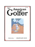 The American Golfer March 1928