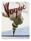 Vogue Cover - December 1936