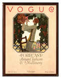 Vogue Cover - September 1922