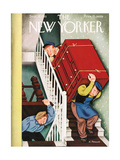 The New Yorker Cover - September 28  1935