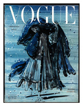 Vogue Cover - December 1948