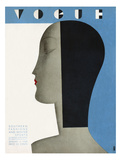 Vogue Cover - January 1930