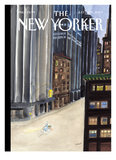 The New Yorker Cover - July 9  2007