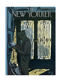 The New Yorker Cover - December 1  1962