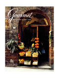 Gourmet Cover - February 1987