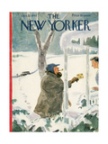 The New Yorker Cover - January 27  1945