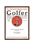 The American Golfer January 1926