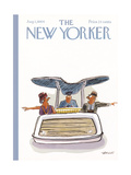 The New Yorker Cover - August 1  1964