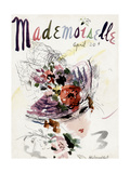 Mademoiselle Cover - April 1936