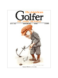 The American Golfer April 8  1922