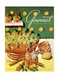 Gourmet Cover - May 1952