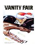 Vanity Fair Cover - September 1935