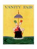 Vanity Fair Cover - February 1916