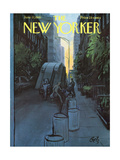 The New Yorker Cover - June 17  1961