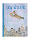 The New Yorker Cover - February 15  1964