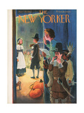 The New Yorker Cover - November 29  1947