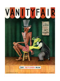 Vanity Fair Cover - October 1934