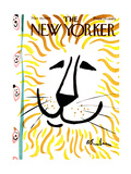 The New Yorker Cover - March 30  1963