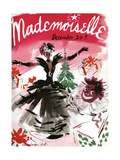Mademoiselle Cover - December 1935
