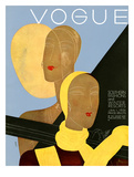 Vogue Cover - January 1931