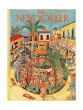 The New Yorker Cover - April 25  1953