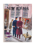 The New Yorker Cover - September 27  1941