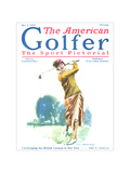 The American Golfer May 2  1925