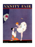 Vanity Fair Cover - April 1922
