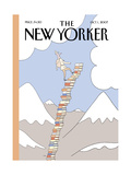 The New Yorker Cover - October 1  2007