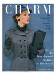 Charm Cover - September 1952