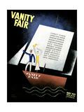 Vanity Fair Cover - May 1931