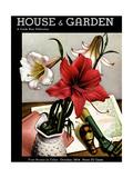 House & Garden Cover - October 1934