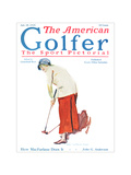 The American Golfer July 25  1925