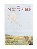 The New Yorker Cover - May 13  1972