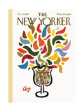 The New Yorker Cover - December 4  1965