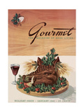 Gourmet Cover - January 1941