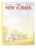 The New Yorker Cover - June 6  1983